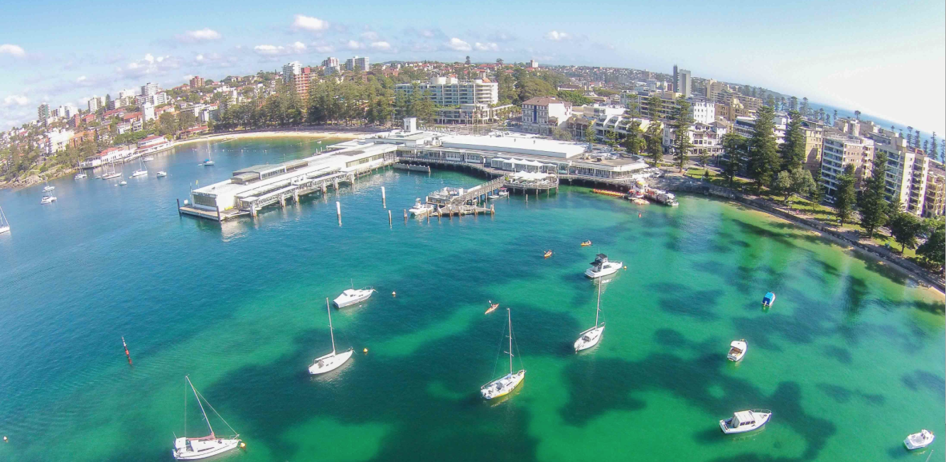Manly-Harbour