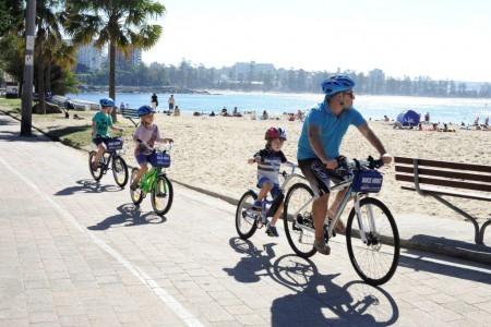 Manly Bike Riding